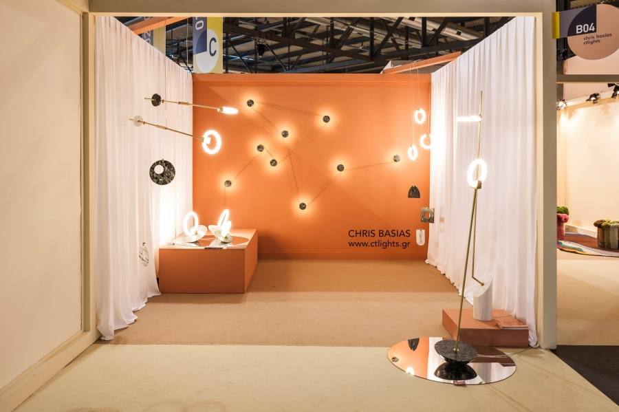 2017 | Exhibition Salone del Mobile Satellite Milan Italy