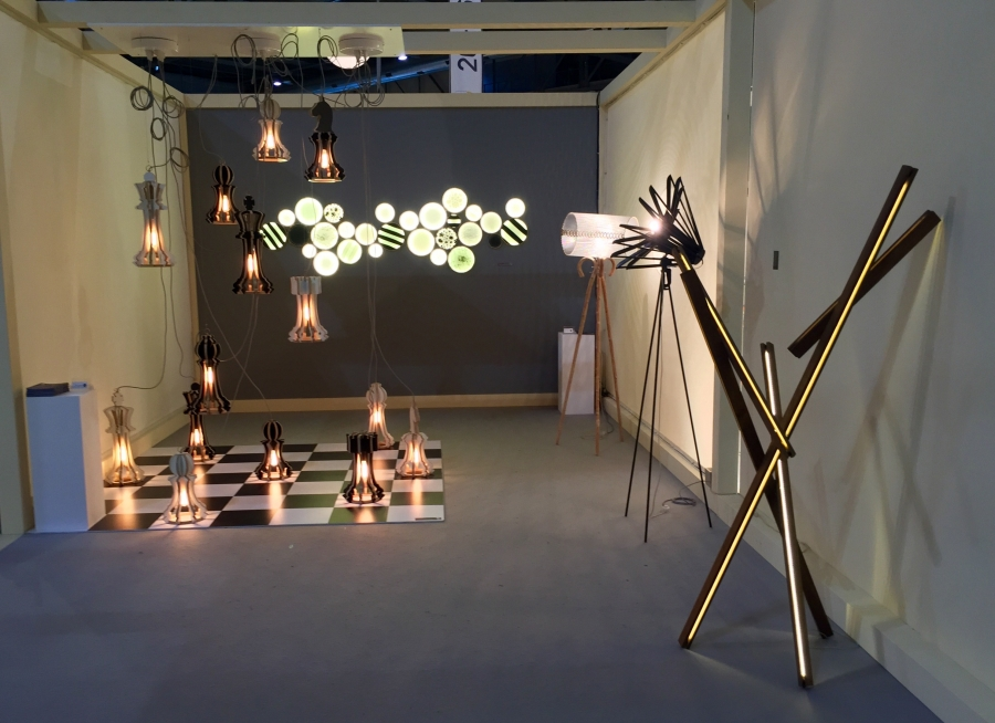 2016 | Exhibition Salone del Mobile Satellite Milan Italy