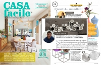 2016 | CasaFacile magazine July issue Italy