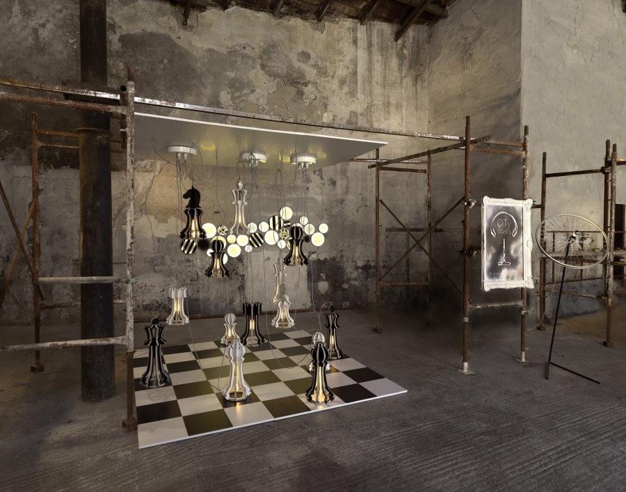 2015 | Exhibition Design Lab Athens Greece