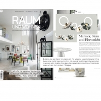 2019 | Raum Und Wohnen magazine September/October issue,Germany